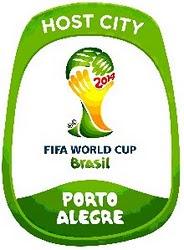 BEM VINDO A PORTO ALEGRE, CIDADE SEDE DA COPA DO MUNDO FIFA BRASIL 2014