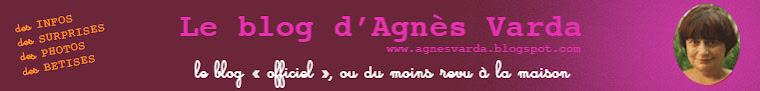 Le Blog d'Agnès Varda