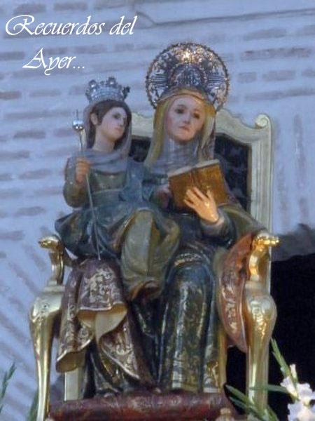 Recuerdos del ayer julio 2010 - Santa ana atarfe ...