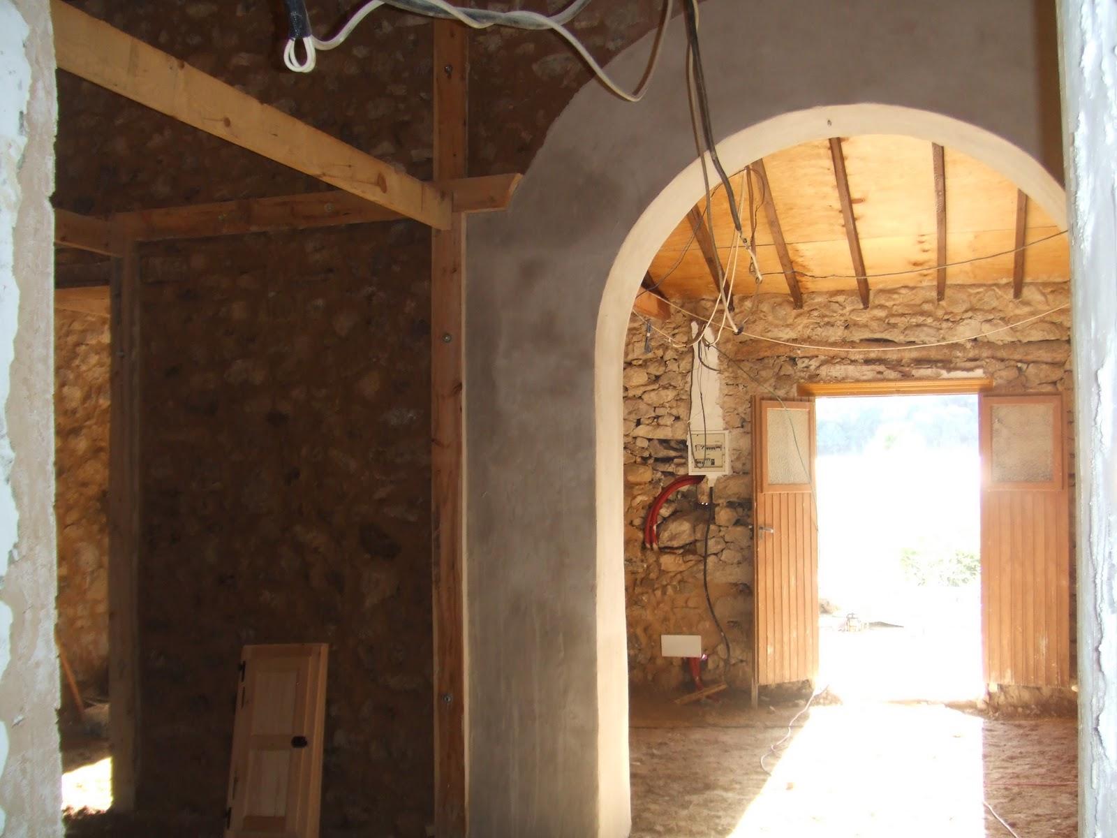 Restaurante rebate - Restaurar paredes viejas ...