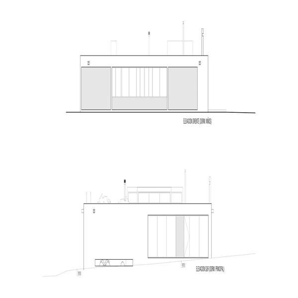 Interiores minimalistas una casa con patios por ricardo - Casas minimalistas interiores ...