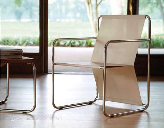 Colecci n minimalista de mobiliario para exteriores de - Mobiliario minimalista ...