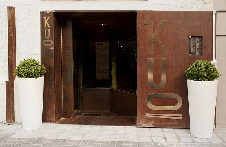 Kuo taberna japonesa del estudi josep cortina dise o de - Restaurante kuo ...