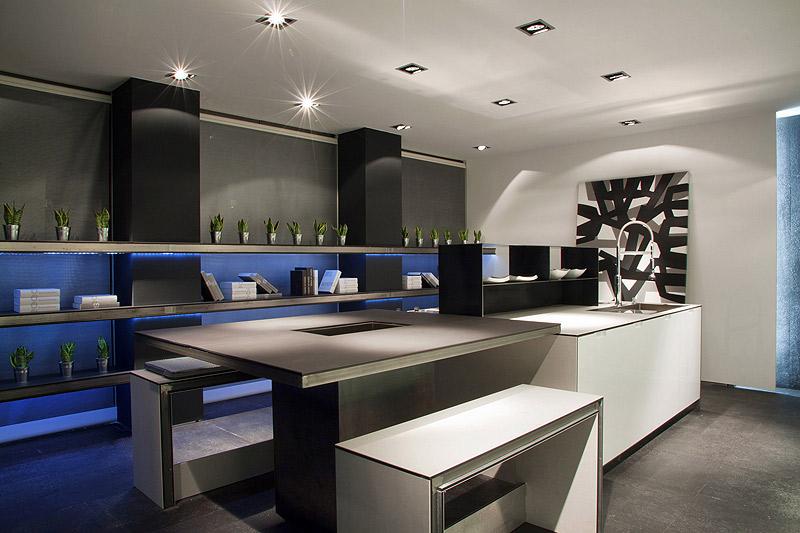 Los espacios m s minimalistas de casa decor barcelona for Fotos cocinas modernas 2016
