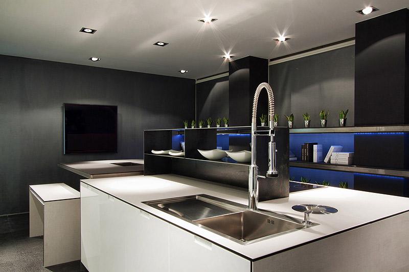 Los espacios m s minimalistas de casa decor barcelona for Casa minimalista interior cocina