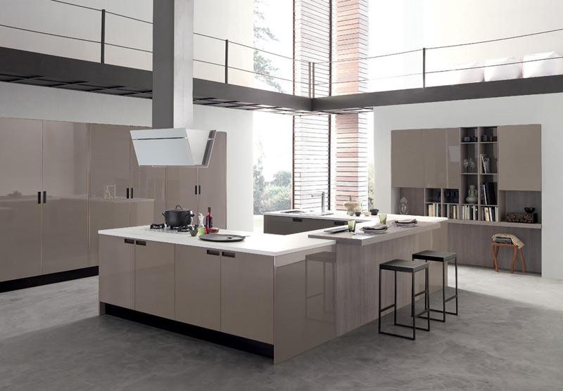 Minimalismo urbano en las nuevas colecciones de febal interiores minimalistas - Febal cucine prezzi ...