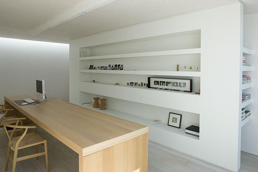 Interiores minimalistas el elegante minimalismo de bruno for Interiores minimalistas