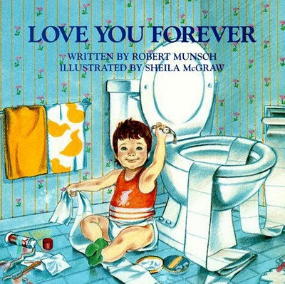Love You Forever Children. book Love You Forever.