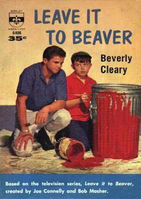 Image result for leave it to beaver books