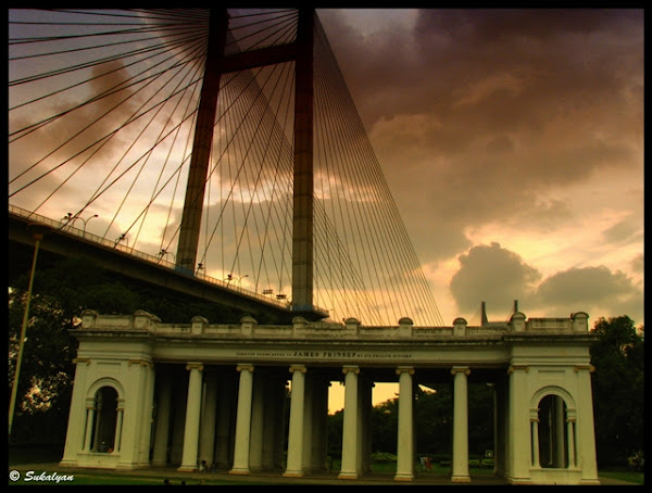 Princep Ghat of Kolkata travel photography by Sukalyan Chakraborty