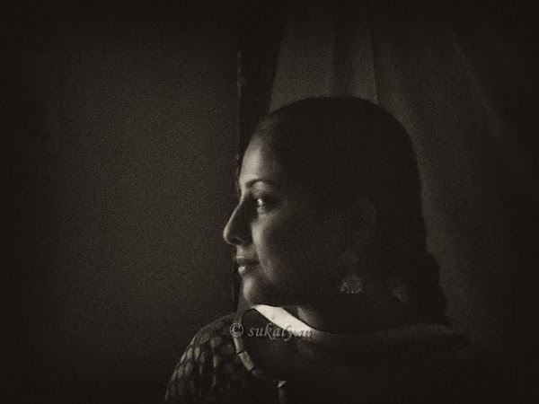 Darkroom - portrait photography by Sukalyan Chakraborty