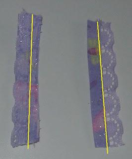 Posts similar to: Griddle Stitch Wedding Favor Sachet - crochet