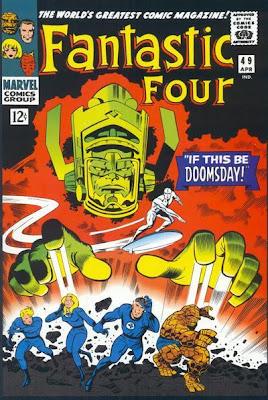 Fantastic Four Stan Lee Jack Kirby