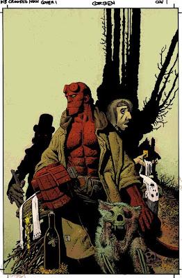 Hellboy Corben Mignola