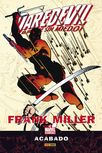 Daredevil - Acabado - Frank Miller