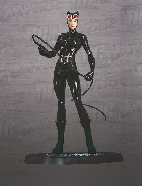 Catwoman - estatua