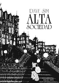 CEREBUS - ALTA SOCIEDAD - DAVE SIM