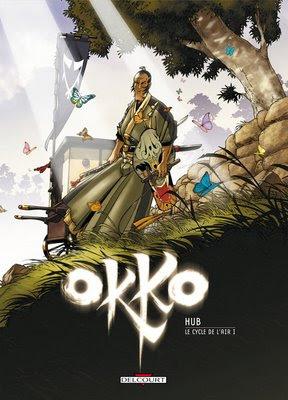 Okko 5. El ciclo del aire 1 - Hub