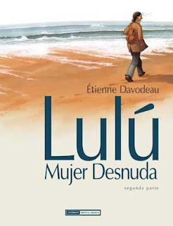 Etienne Davodeau - Lulu mujer desnuda (SFW)