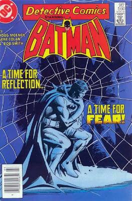 Batman Detective Comics Gene Colan