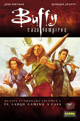 Buffy Cazavampiros: Octava temporada, Joss Wheddon y Georges Janty