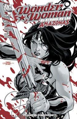 Wonder Woman: El ataque de las amazonas 3