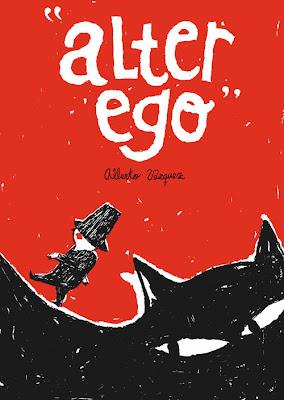 Alter Ego de Alberto Vázquez -portada