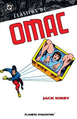 Omac de Jack Kirby