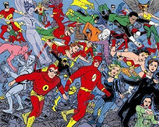 SOLO de Michael Allred: Superhéroes DC