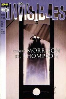 Los Invisibles: Arcadia, de Grant Morrison et. al.