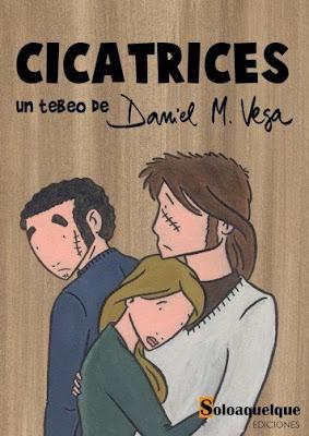 Cicatrices de Daniel M. Vega