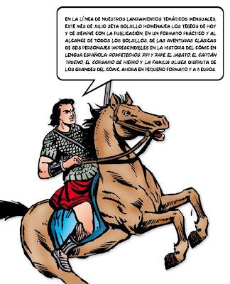 Los comics de siempre en Zeta Bolsillo