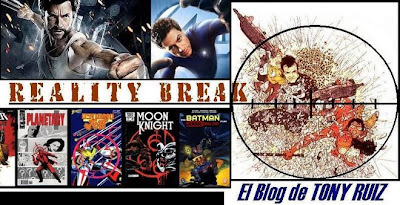 Reality Break, el blog de Tony Ruiz