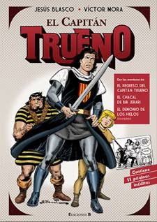 El capitán Trueno de Victor Mora y Jesús Blasco