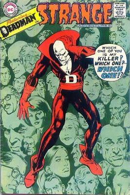 Deadman de Neal Adams