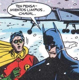 Batman y Robin - El Blog de JotaCe