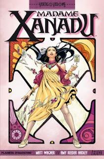 Madame Xanadú de Matt Wagner y Amy Reeder Hadley