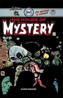 Clásicos DC: House of Mistery - Alex Toth