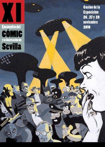 XI Encuentro del Cómic y la Ilustración de Sevilla