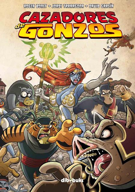 Cazadores de Gonzos