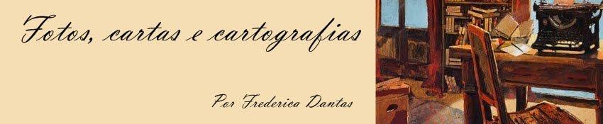 Fotos, cartas e cartografias
