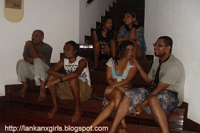 Sri lankan Hot girls and night club