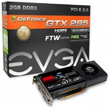 PLACA DE VIDEO EVGA 2GB