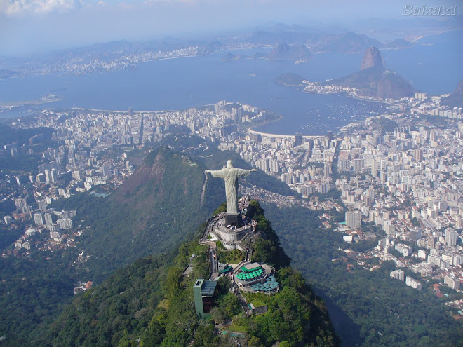 RIO DE JANEIRO - CIDADE MARAVILHOSA.