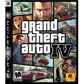 GRAND THEFT AUTO 4 ( GTA 4 )