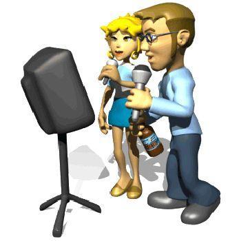 Karaoke: Elige una canción y canta