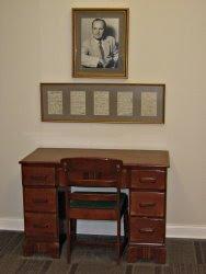 Branham's Desk
