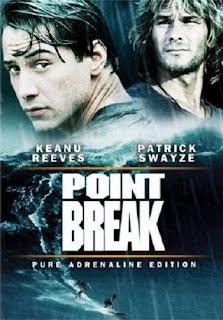 Caçadores de Emoções - Point Break