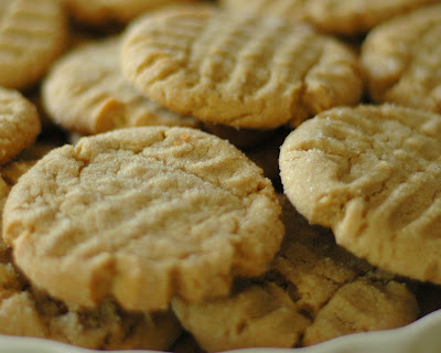Peanut Butter Cookies Cafe Johnsonia