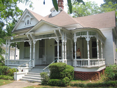 One shabby old house restoring a victorian cottage for House plans alabama